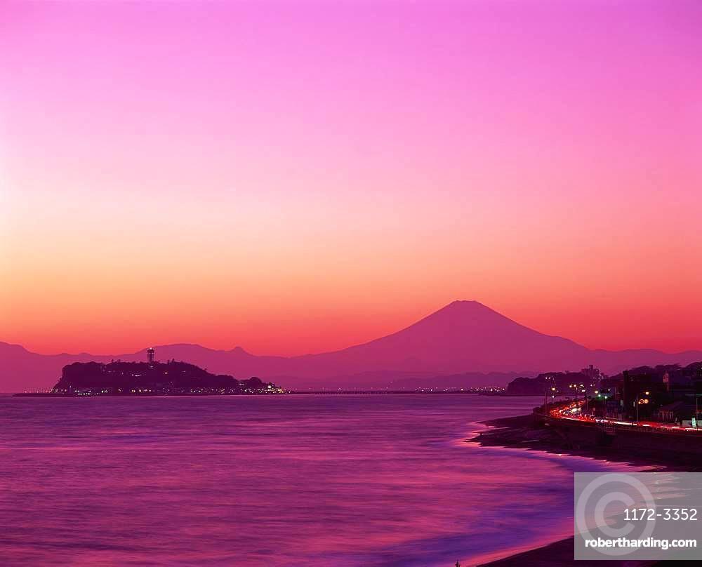 Shonan Beach, Kanagawa, Japan