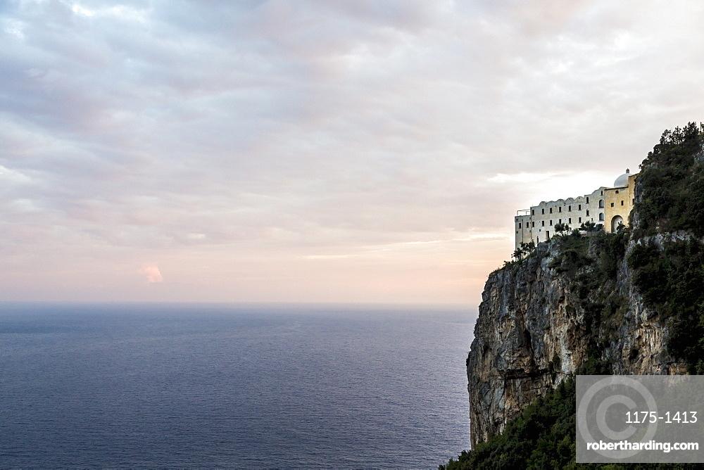 Hotel Monastero Santa Rosa, Amalfi Coats, Italy
