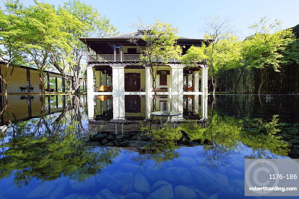 Anantara hotel and spa, Chiang Mai, Lanna, Thailand, Southeast Asia, Asia