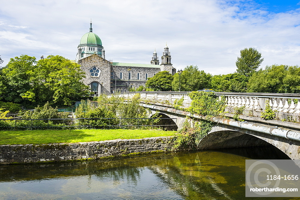 Galway cathedral, Galway, County Galway, Connacht, Republic of Ireland, Europe