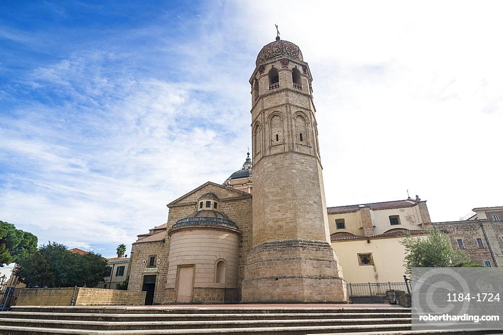 Oristano Cathedral, Oristano, Sardinia, Italy, Europe