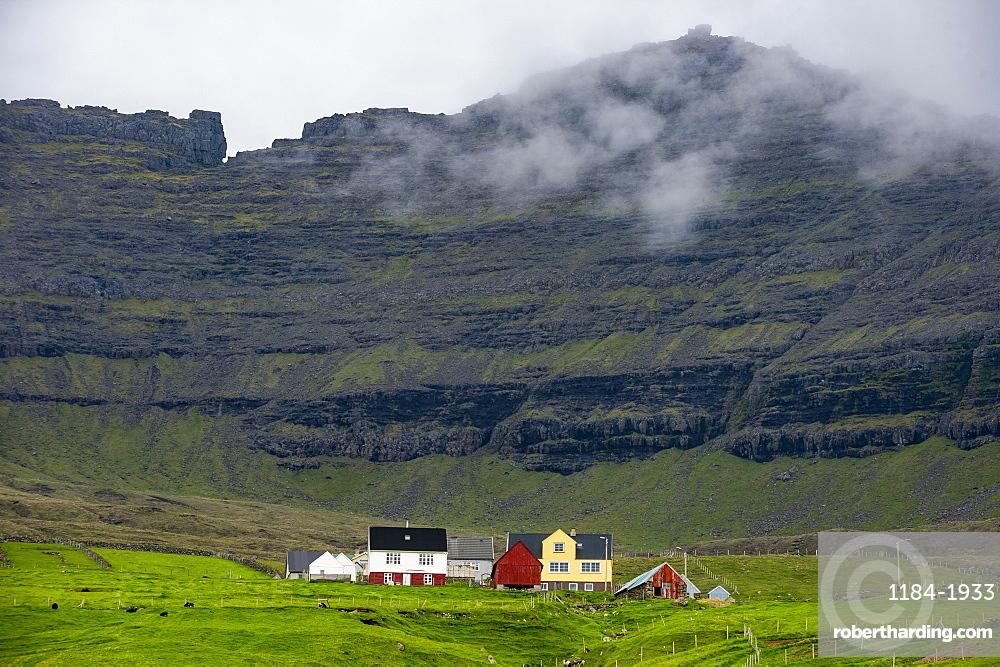 Vidoy, Faroe Islands, Denmark, Europe