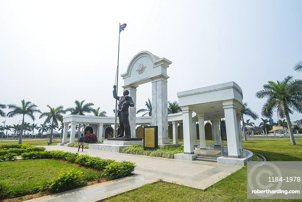 Mausoleum of Agostinho Neto, Luanda, Angola, Africa