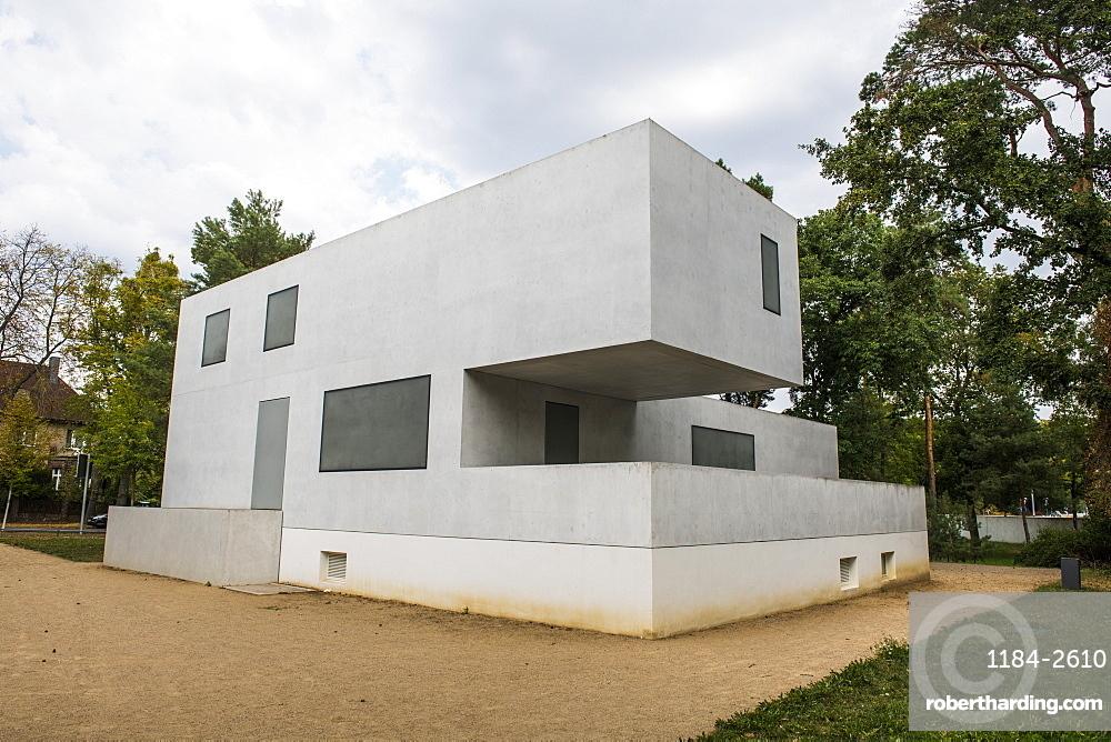 Bauhaus architecture, UNESCO World Heritage Site, Dessau, Saxony-Anhalt, Germany, Europe