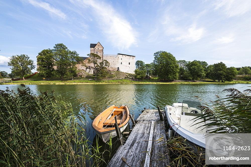 Kastelholm Castle, Aland, Finland, Europe