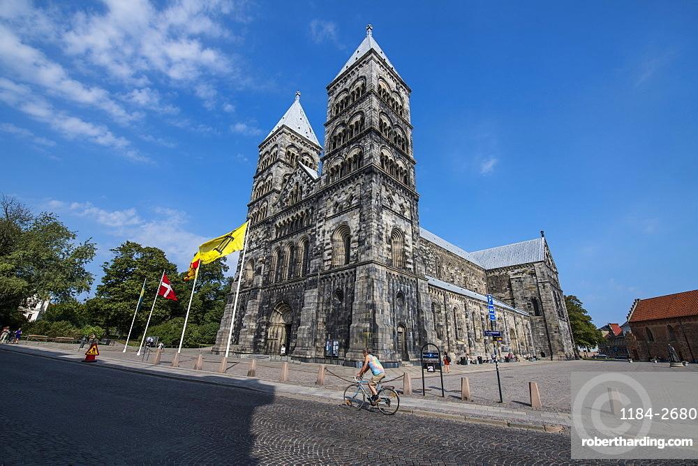 Lund Cathedral, Lund, Sweden, Scandinavia, Europe