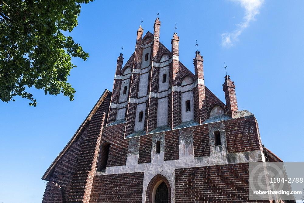 Malbork Castle, UNESCO World Heritage Site, Malbork, Poland, Europe