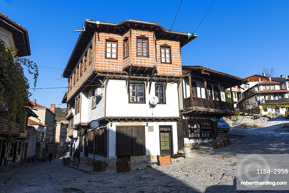 The old town of Veliko Tarnovo, Bulgaria, Europe