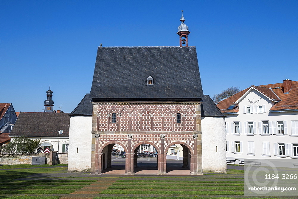 The Abbey of Lorsch, UNESCO World Heritage Site, Hesse, Germany, Europe