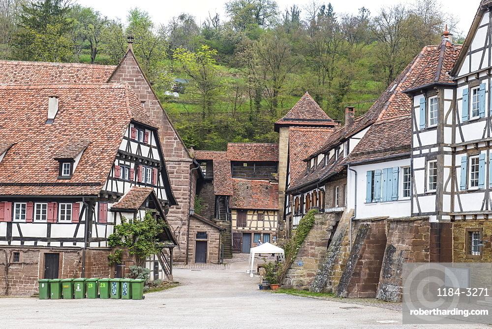 Maulbronn Monastery, UNESCO World Heritage Site, Baden Wurttemberg, Germany, Europe