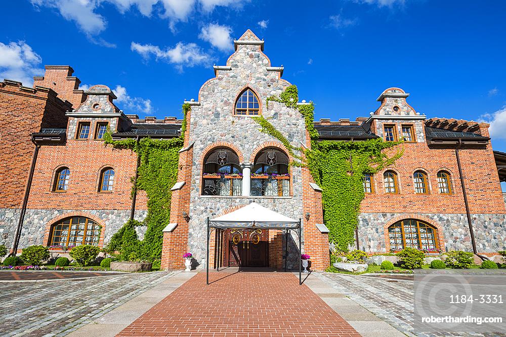 Kings Residence, Kaliningrad, Russia, Europe