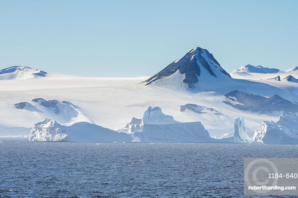 Joinville island, Weddell, Sea, Antarctica, Polar Regions