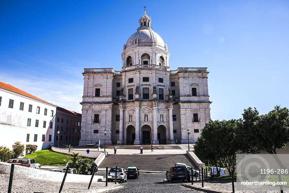 Sao Vicente da Fora, Alfama, Lisbon. Portugal, Europe