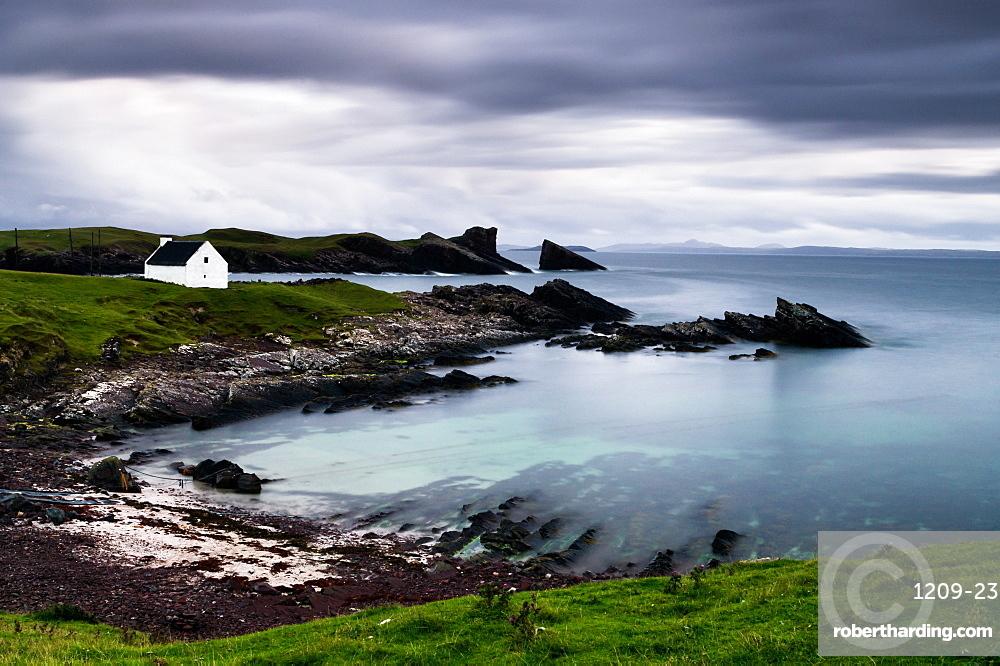 Clachtoll, Sutherland, Highland, Scotland, United Kingdom, Europe