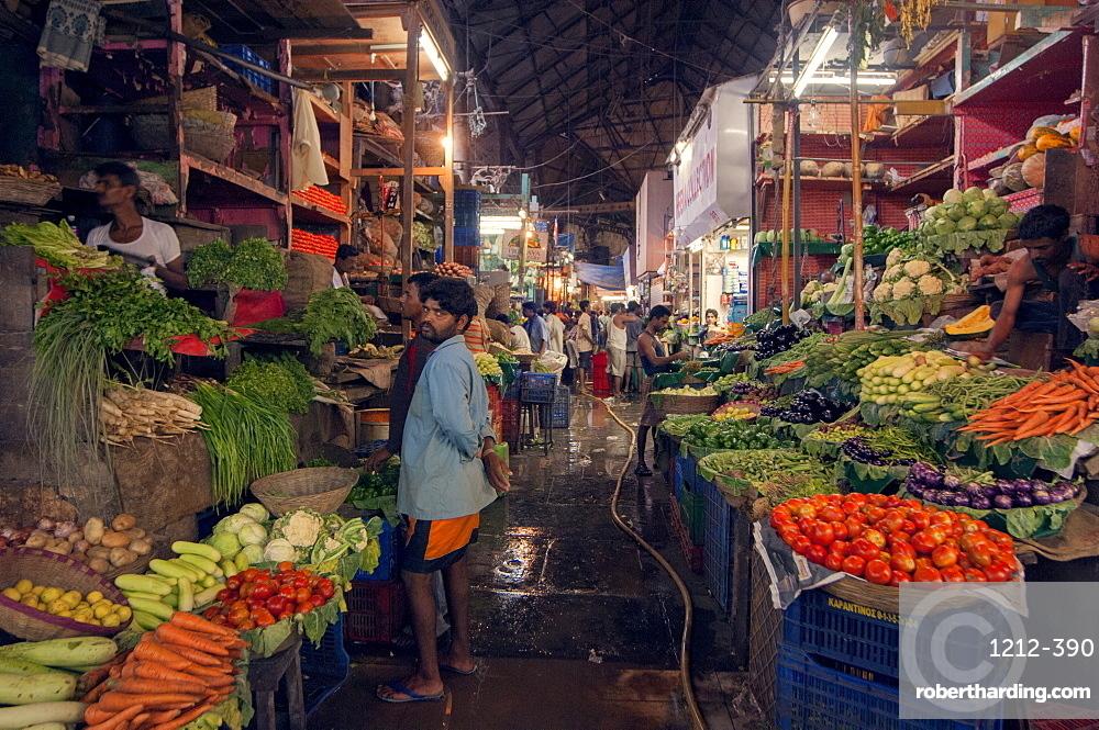 Crawford Market, Mumbai, Maharashtra, India, South Asia