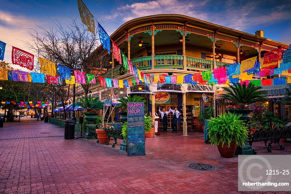 At the Mexican Market (El Mercado), San Antonio, Texas, United States of America, North America