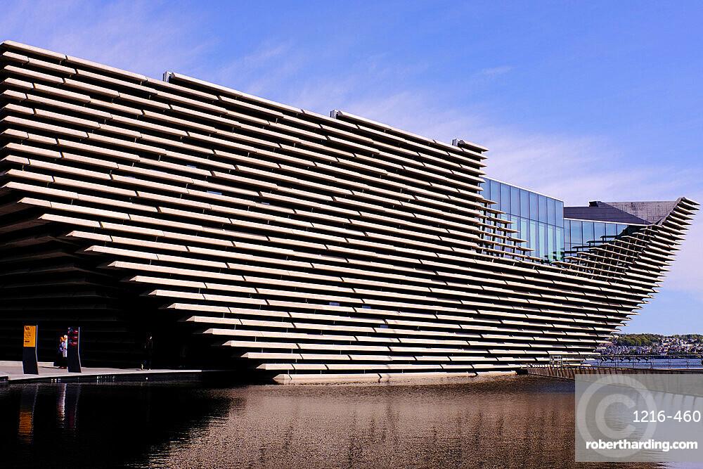 V&A Museum, Dundee, Scotland, United Kingdom