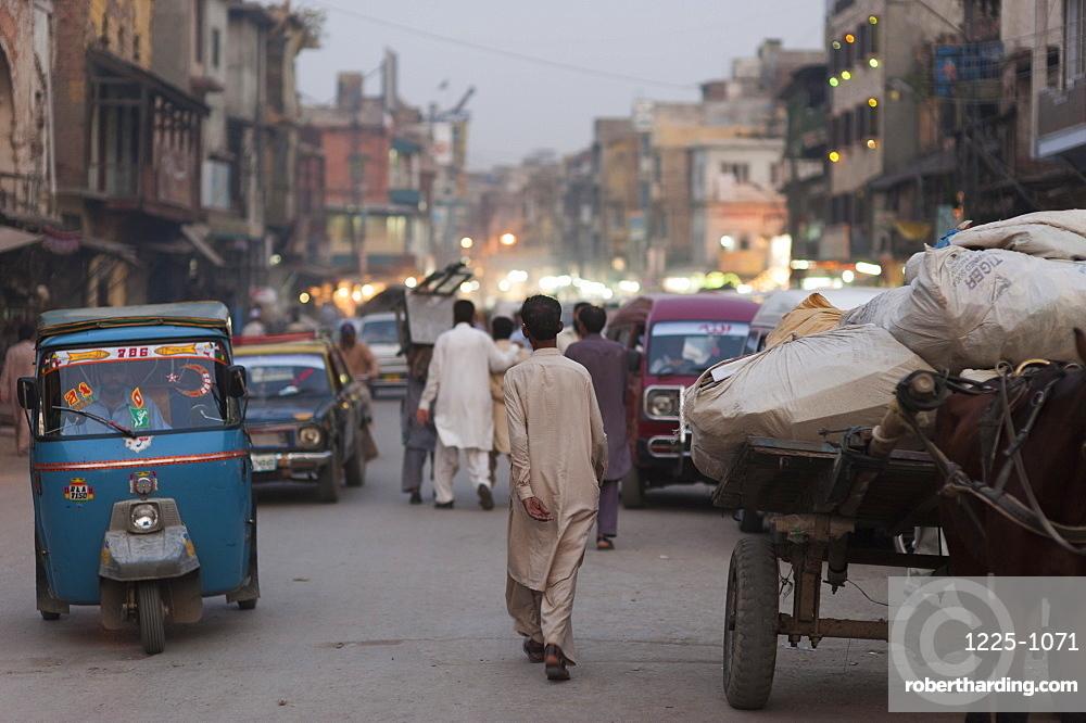 Rawalpindi near Islamabad, Pakistan, Asia