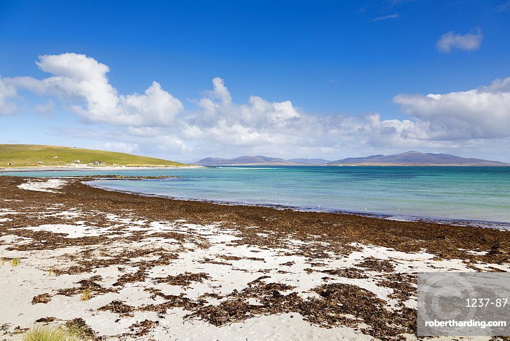 East Beach, Berneray, North Uist, Outer Hebrides, Scotland, United Kingdom, Europe