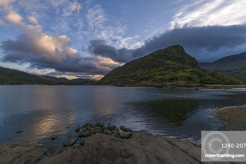 Eagle's Nest, Killarney National Park, County Kerry, Munster, Republic of Ireland, Europe
