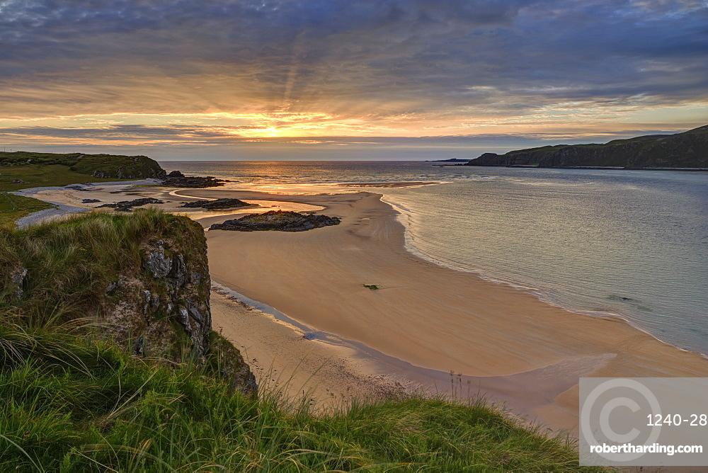 Trawbeaga, Doagh Island, County Donegal, Ulster, Republic of Ireland, Europe