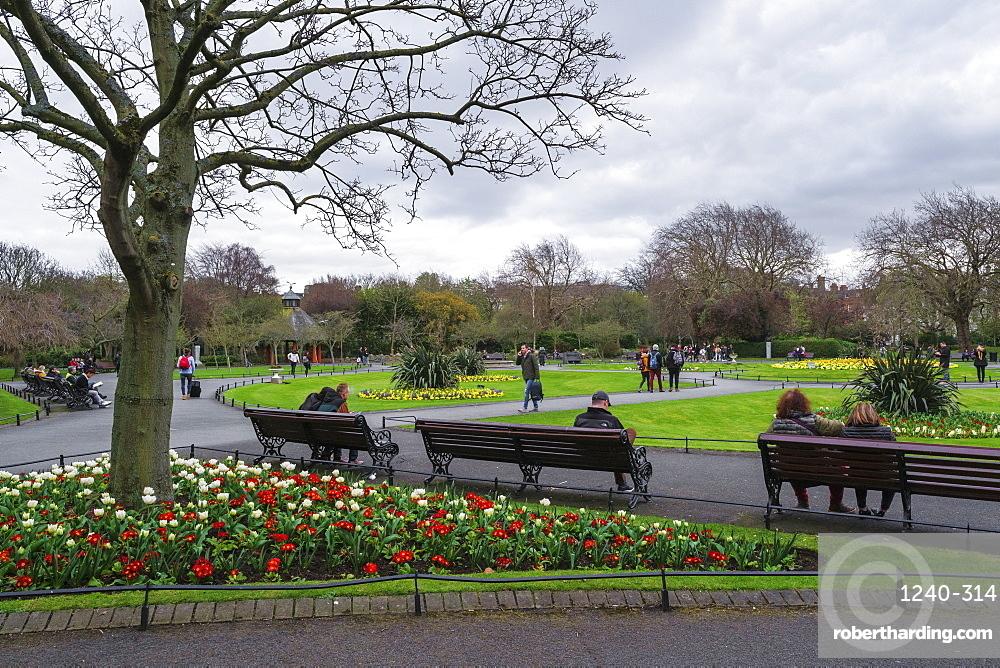 Phoenix Park, Dublin, Republic of Ireland, Europe