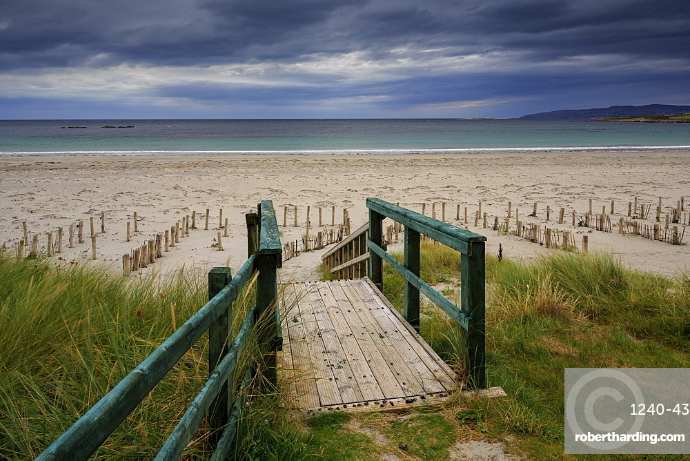 Maghery Strand, County Donegal, Ulster, Republic of Ireland, Europe