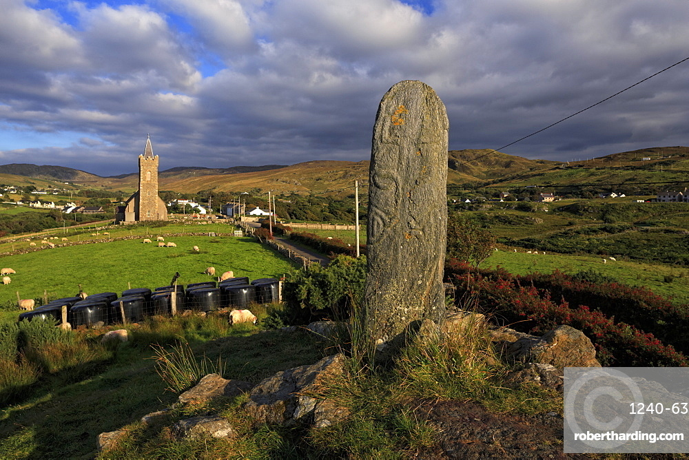 Glencolmcille, County Donegal, Ulster, Republic of Ireland, Europe