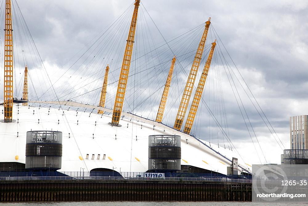 O2 Arena, North Greenwich, London, England, United Kingdom, Europe