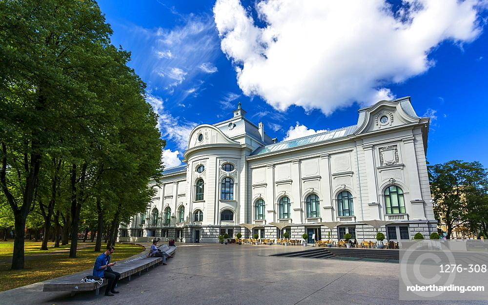 Latvian National Museum of Art, Riga, Latvia, Baltic States, Europe