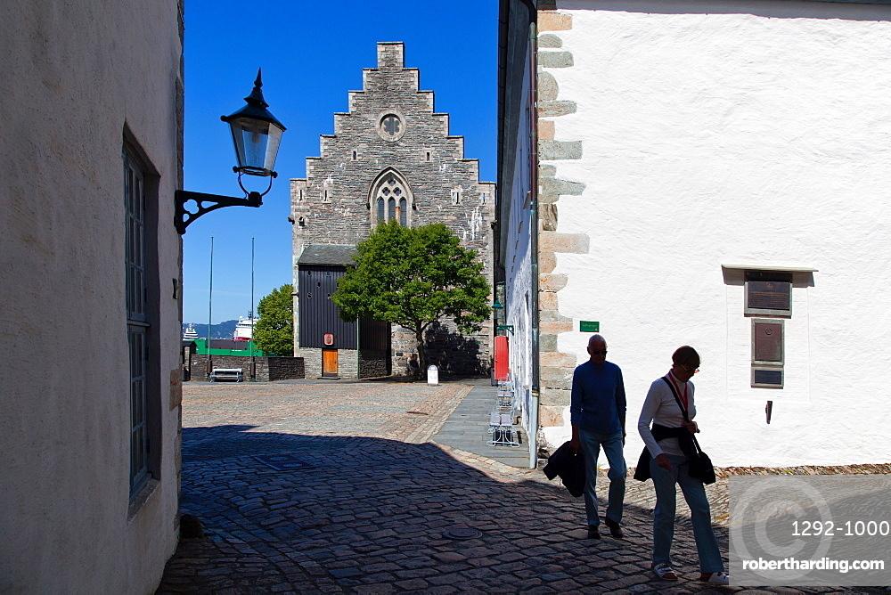 Haakon's Hall, Bergen, Norway, Scandinavia, Europe