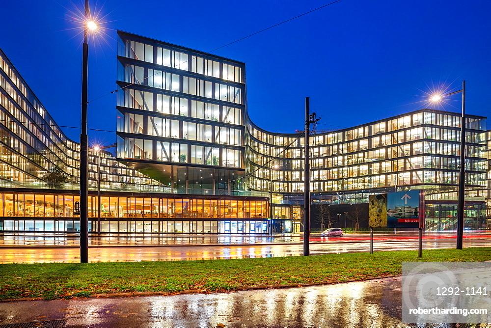 Erste Campus, Vienna, Austria, Europe