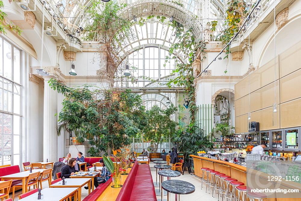 The Palmenhaus Restaurant, Vienna, Austria, Europe