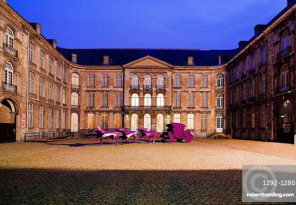 Musee des Beaux-Arts, Arras, Pas-de-Calais, France, Europe