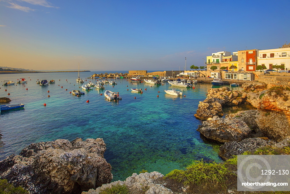 Santa Caterina, Puglia, Italy, Europe