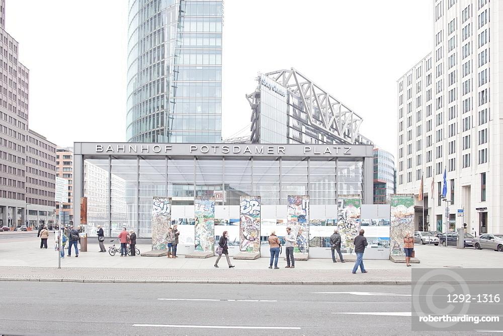 Potsdamerplatz, Berlin, Germany, Europe
