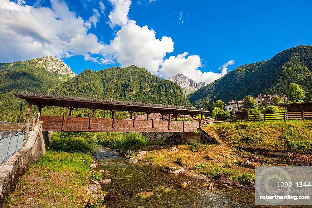 Schilpario, Val di Scalve, Lombardy, Italy, Europe