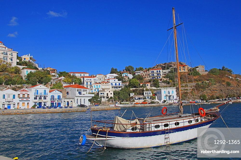 Evdilos, Ikaria Island, Greek Islands, Greece, Europe