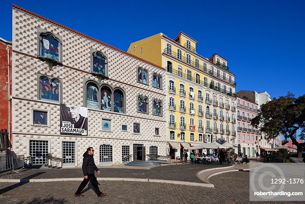 Casa do Bichos, Lisbon, Portugal, Europe