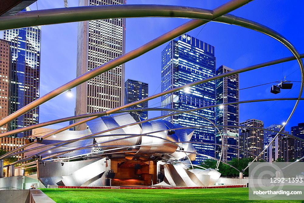 Millennium Park, Chicago, Illinois, United States of America, North America