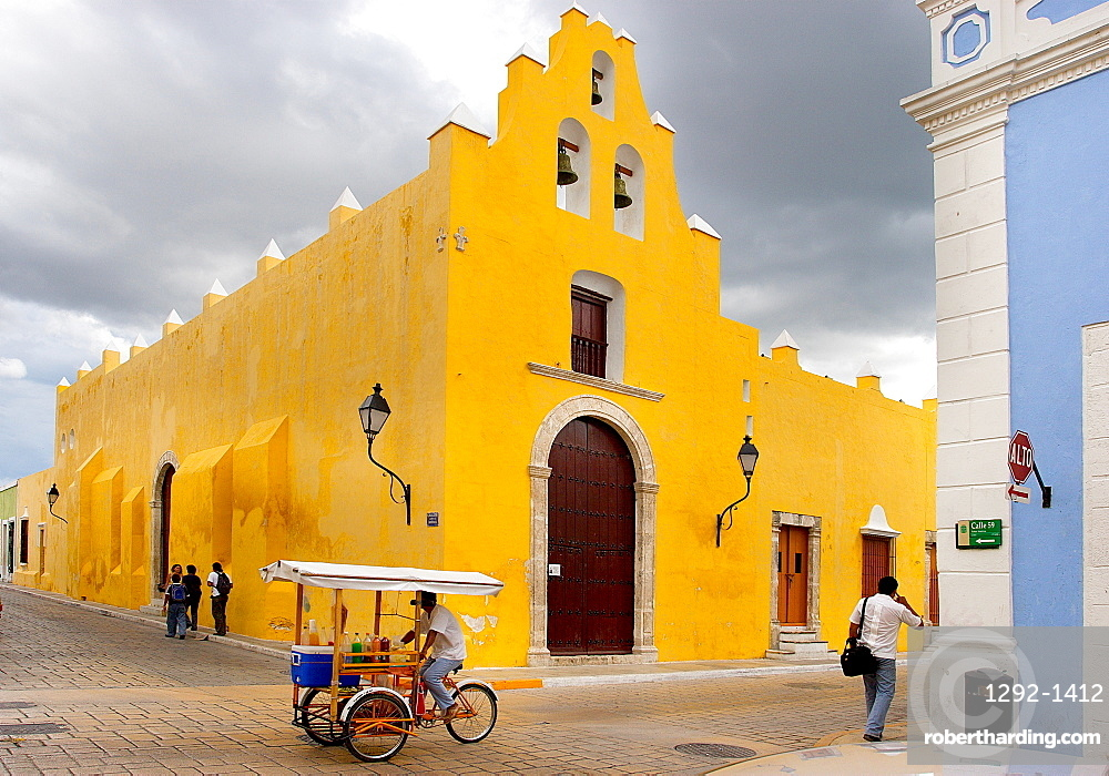 Campeche, Mexico, North America