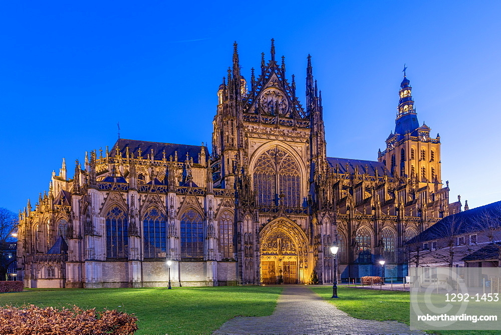 St. John Cathedral, Den Bosch, The Netherlands, Europe
