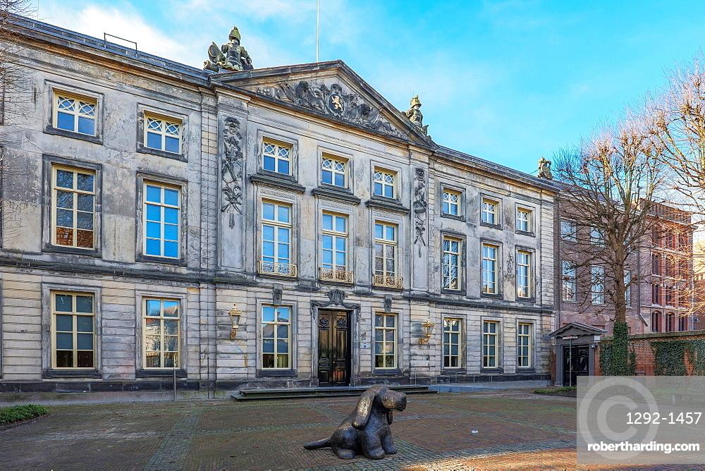 The Noordbrabants Museum, Den Bosch, The Netherlands, Europe