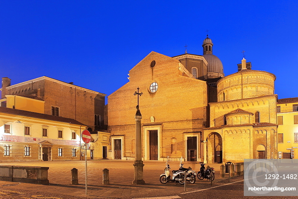 Padua Cathedral, Padua, Veneto, Italy, Europe