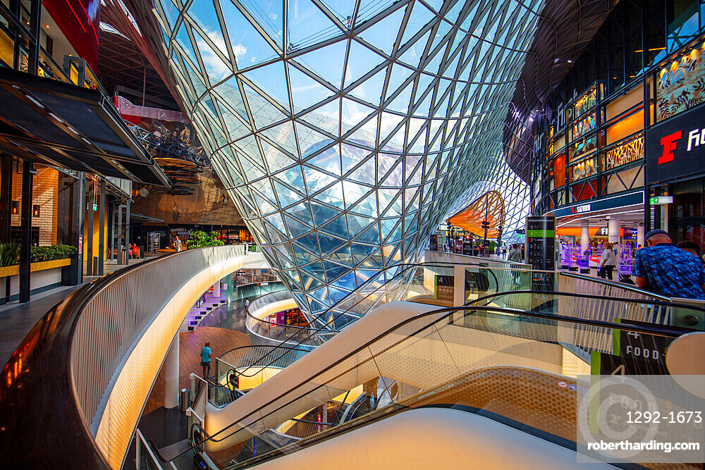 My Zeil shopping center, Frankfurt am Main, Hesse, Germany, Europe