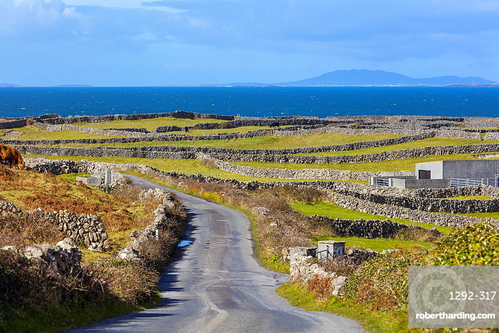 Port Eochla area, Inish More, Aran Islands, Republic of Ireland, Europe