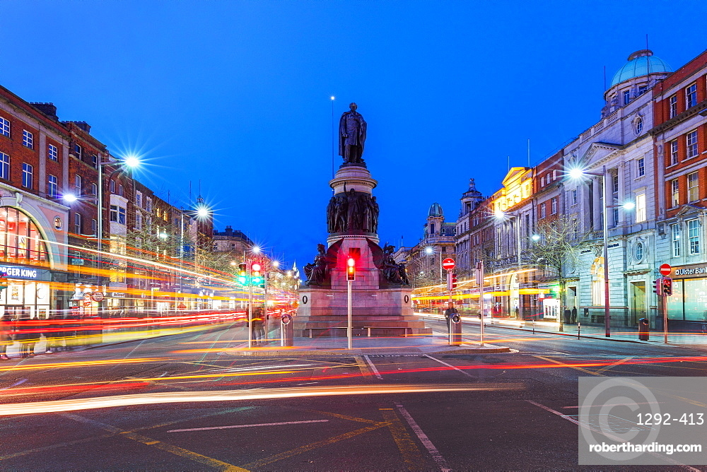 O'Connell Street, Dublin, Republic of Ireland, Europe