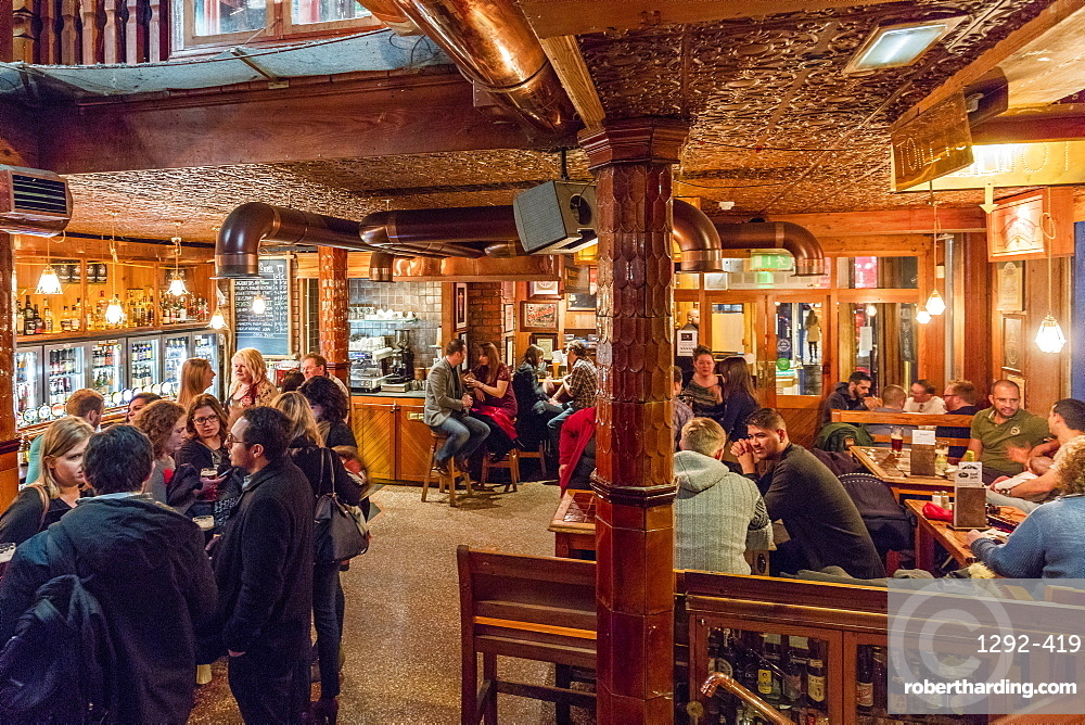 The Porterhouse Pub, Dublin, Republic of Ireland, Europe