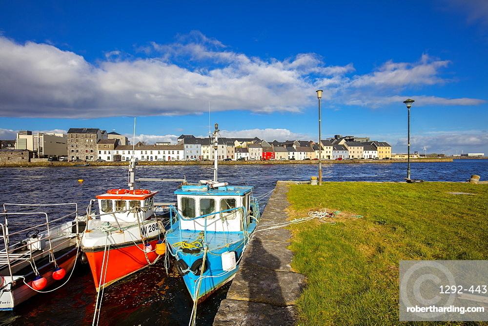 Claddagh, Galway, County Galway, Connacht, Republic of Ireland, Europe