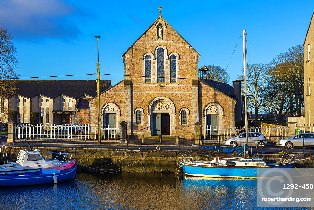 The Claddagh Church, Galway, County Galway, Connacht, Republic of Ireland, Europe